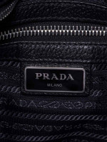 PRADA Men 2VH019 Vitello City Bandoliera Nero