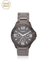 FOSSIL Men BQ2297 Modern Century Chronograph Stainless Gunmetal