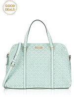 KATE SPADE Newbury Lane Caning Small Rachelle Grace Blue