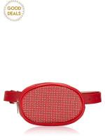 STEVE MADDEN W-Studly Studded Belt Bag Red