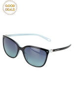 TIFFANY & CO TF4105 Sunglasses Blue Gradient