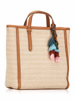 FOSSIL ZB7738269 Camilla Small Backpack Wheat