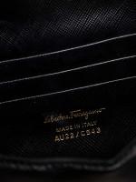 SALVATORE FERRAGAMO Vara Bow Mini Crossbody Black