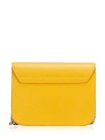 FURLA Metropolis Mini Crossbody Mustard