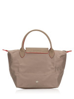LONGCHAMP Le Pliage Club Small SH Brown
