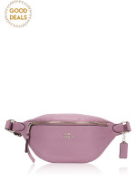 COACH 48738 Pebble Leather Belt Bag Jasmine