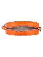 GUCCI Micro Guccissima Bree Crossbody Orange