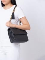 TORY BURCH Fleming Convertible Shoulder Bag Black
