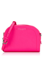 MARC JACOBS Playback Leather Crossbody Bright Pink