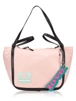 MARC JACOBS Nylon Sport Tote Rose
