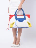 BALENCIAGA Classic Work Bag Multicolor