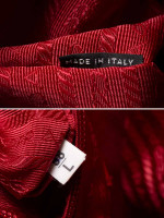 PRADA BR4696 Tessuto Saffiano Tote Rosso