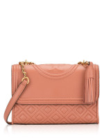 TORY BURCH Fleming Small Convertible Shoulder Bag Tramonto