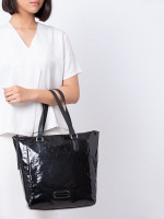 MARC BY MARC JACOBS Take Me Ozzie Tote Black