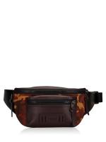COACH Men 76785 Terrain Belt Bag Ink Camo Rust