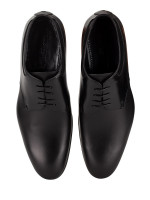 LOUIS VUITTON Men Cambronne Derby Black Sz 8
