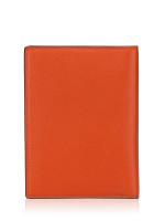 COACH Men 93604 Leather Passport Case Russet