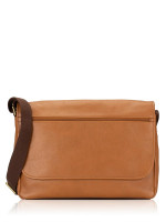 FOSSIL SBG1244216 Trey Leather Messenger Saddle