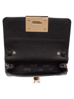 MICHAEL KORS Tina Small Clutch Illustrations Black