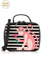 KATE SPADE Rambling Roses Monkey Casie Multi