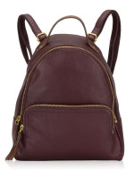 FOSSIL SHB2101503 Felicity Leather Backpack Fig