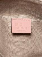 GUCCI Micro Guccissima Mini Dome Satchel Pink