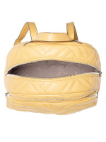 MICHAEL KORS Abbey Medium Quilted Leather Backpack Dusty Daisy