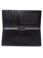 COACH 88026 Signature Bifold Wallet Brown Black
