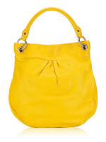 MARC JACOBS Classic Q Hillier Hobo Yellow