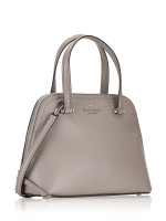 KATE SPADE Patterson Drive Small Dome Satchel Soft Taupe