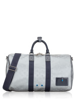 LOUIS VUITTON Monogram Satellite Keepall 50 Bandouliere Limited Edition