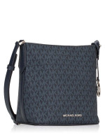 MICHAEL KORS Kimberly Signature Small Bucket Bag Admiral