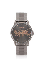 COACH 14502924 Grand Classic Stainless Gunmetal