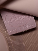 LONGCHAMP Le Pliage Slingbag Chalk