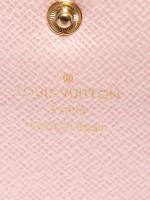 LOUIS VUITTON Monogram Emilie Rose Ballerine