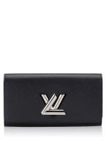 LOUIS VUITTON Epi Twist Wallet
