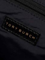 TORY BURCH Nylon Medium Tory Satchel Black