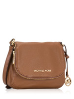 MICHAEL KORS Bedford Small Leather Flap Crossbody Luggage