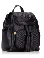 TORY BURCH Fleming Mini Backpack Black
