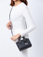 MICHAEL KORS Giftables Ciara Xs Mini Crossbody Black