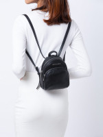 MICHAEL KORS Giftables Abbey Xs Mini Crossbody Black