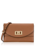 MICHAEL KORS Karson Crossbody Clutch Luggage