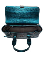 PHILLIP LIM Pashli Medium Satchel Turquoise