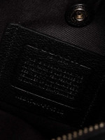 COACH Men 54782 Flight Smooth Leather Messenger Black