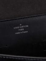 LOUIS VUITTON Epi Electric Pochette Iena Black