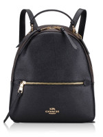 COACH 76622 Signature Jordyn Backpack Brown Black