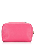 COACH 24797 Crossgrain Leather Cosmetic Case 20 Peony