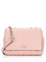 KATE SPADE Briar Lane Quilted Mini Emelyn Rosy Cheeks