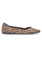 ROTHY'S Pointy Flats Leopard Sz 6.5