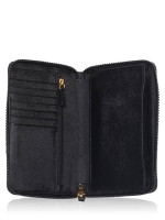 MARC JACOBS M0014807 Many Layers Zip Card Case Black Multi